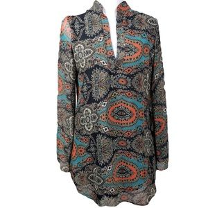 A'GACI | Patterned Tunic